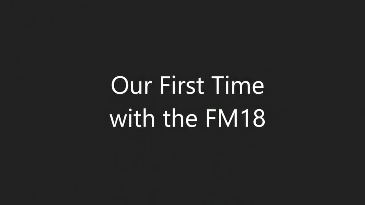 First Squirt With The Fm18! (Full Length)